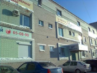 Здание Полюс-Центр